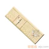 欧神诺-天使之光系列-腰线YF505Y1(100*300mm)