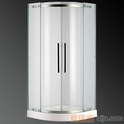 惠达-HD2112简易淋浴房(配底盆)1