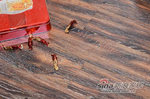 林昌地板--13系列--花团锦簇EOL1307-0