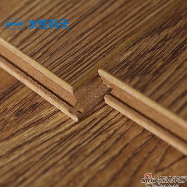芭提雅橡木强化地板-3