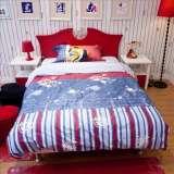 迪士尼儿童彩色家具-经典米奇床