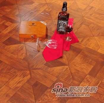 德哲左岸实木地板ABC-1259-0