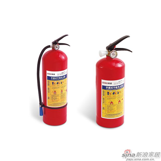 联塑MFZ/ABC手提式干粉灭火器