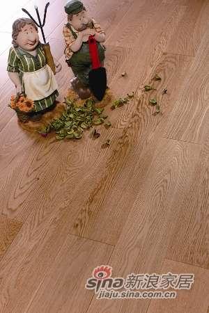 富得利/2MM多层实木复合地板栎木(欧洲橡木)原野旅者FB-0107-20壹-0