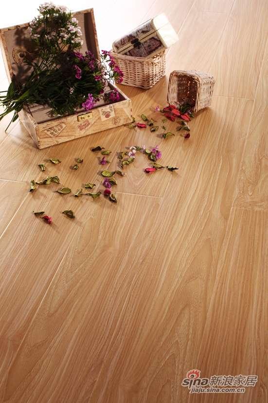 富得利强化地板新古典16682-0