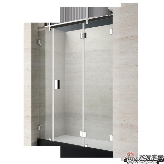 恒洁卫浴淋浴房HLG01Y31