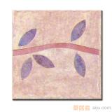 金意陶-古韵传说-花片-KGHE165526B(165*165MM)