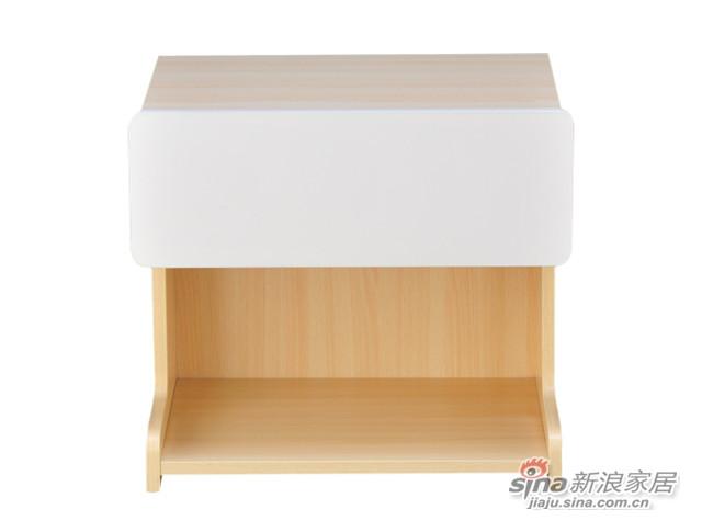 华源轩BJ-R821B床头柜-0