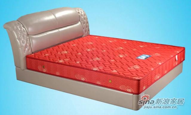 蓝鸟家具 时尚床垫 弹簧床垫 福梦