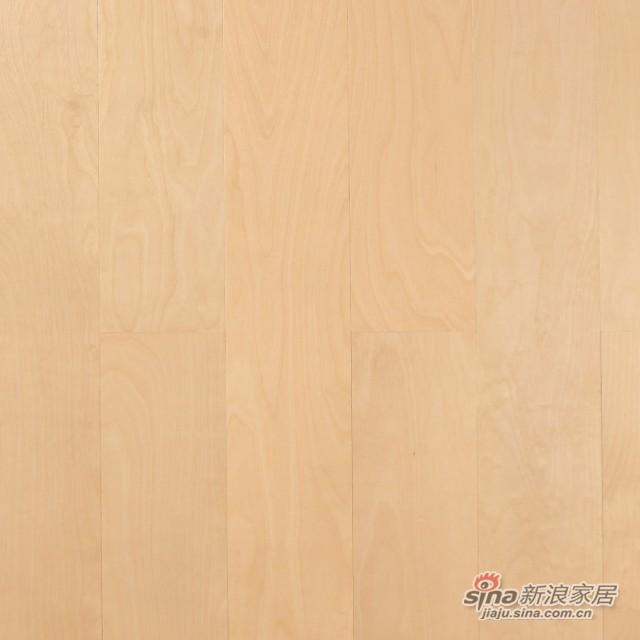 瑞澄地板--实木复合地板--桦 木RCD�C311-0