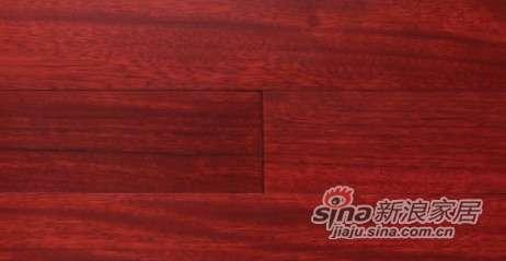 锦绣前程实木地板红木色类―榄仁木-0