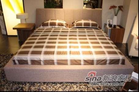 耐特利尔家具自然空间;箱体软包床 -0