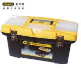 史丹利塑料工具箱19寸家用五金工具箱