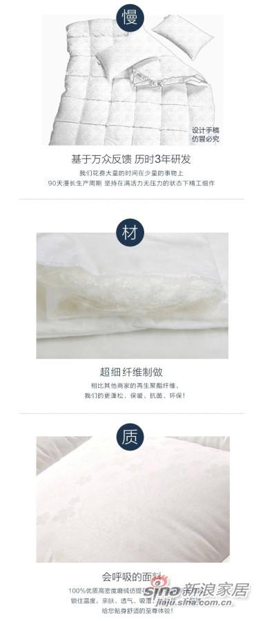 紫罗兰 冬被特价立体加厚超柔羽丝绒-3