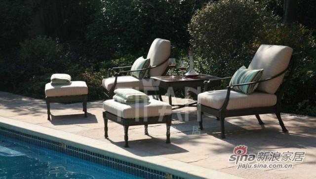 斐梵家居阿帝比斯系列CA-JY-11-001/8686躺椅