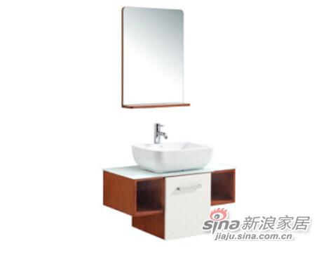 安华卫浴实木柜-anPGM43007-A