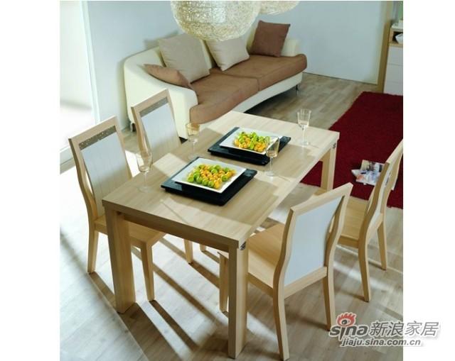 富之岛餐椅餐台
