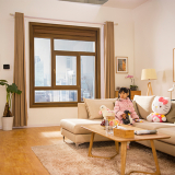 墨瑟门窗PM2.5智能空气净化窗