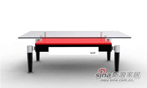 达之盛功能茶几SV118公爵系列110×60-9