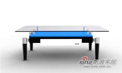 达之盛功能茶几SV118公爵系列110×60-10