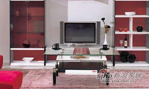 达之盛功能茶几SV118公爵系列110×60-1