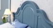 地中海风格双人床