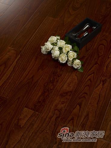 【永吉地板】实木复合平面——毕加索 榆木本色