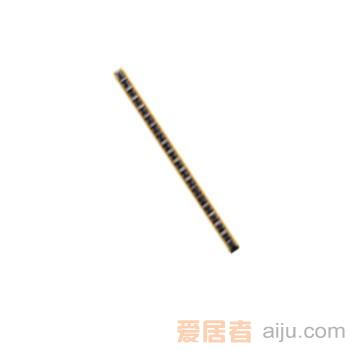 红蜘蛛瓷砖-墙砖(腰线)-RY68042B-F(10*300MM)1