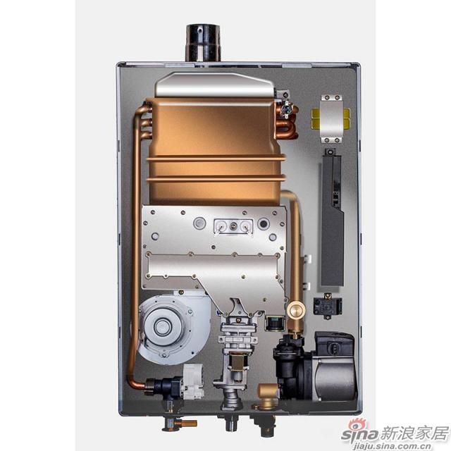 樱花增压恒温燃气热水器-4