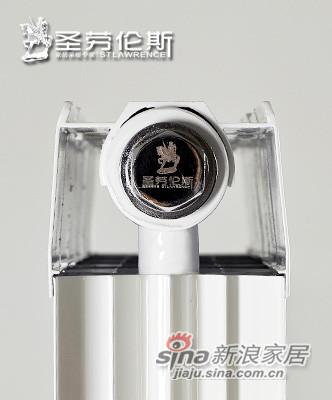 铜铝复合暖气片114*60-4