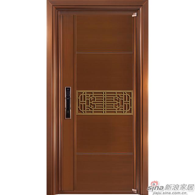 钢铜门5302