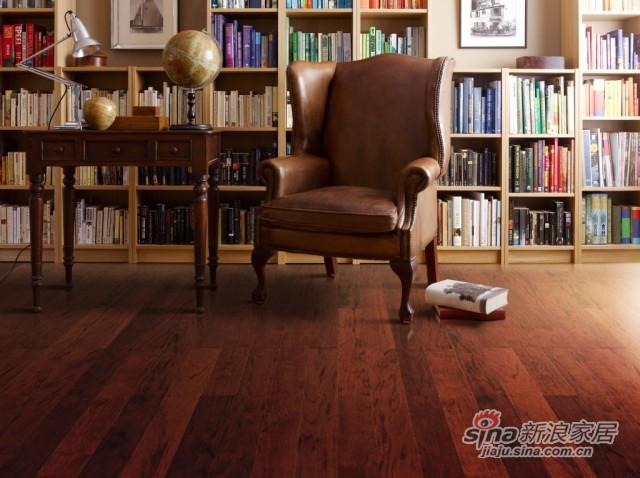 菲林格尔实木复合地板-浪漫主义火鹤之舞-0