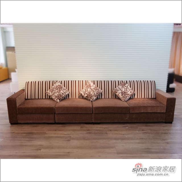 MS73 多人 沙发 客厅 时尚软件家具 佰宜家居