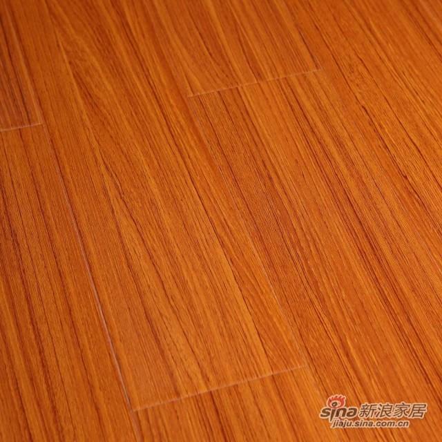 瑞澄地板--时尚达人系列--金丝柚木1605-0