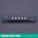 鸿雁有线电视四分配器HMTV-408