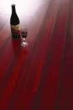 富得利实木地板圆盘豆叁#