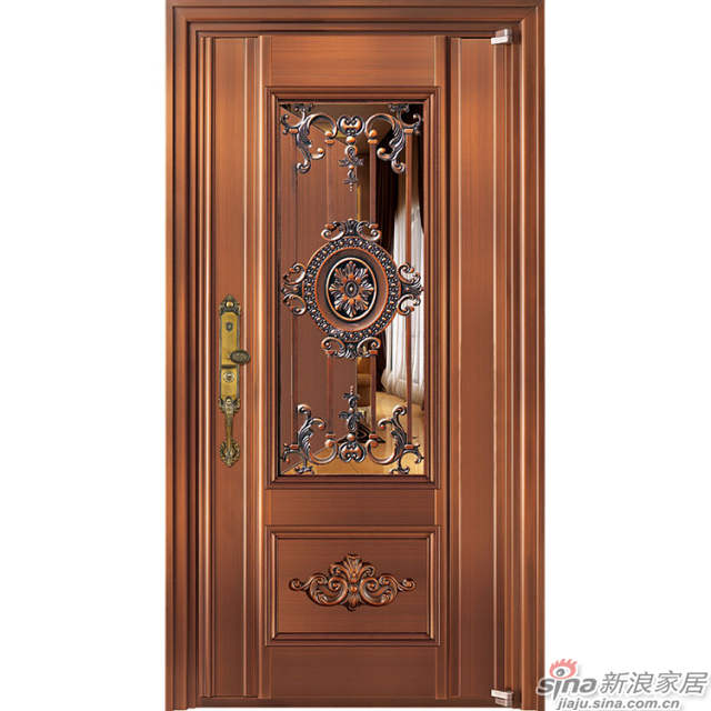 钢铜门5339