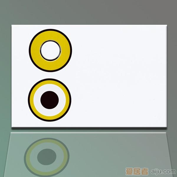 欧神诺墙砖-亮光-晓月明珠系列-YF001H7A(300*450mm)1