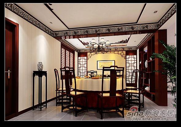 书香世家80万装复式美宅设计案例-0