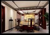 书香世家80万装复式美宅设计案例