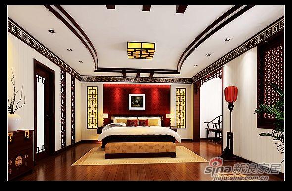 书香世家80万装复式美宅设计案例-4