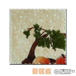 嘉俊-艺术质感瓷片[城市古堡系列]DD1502A2W-1(150*150MM)1