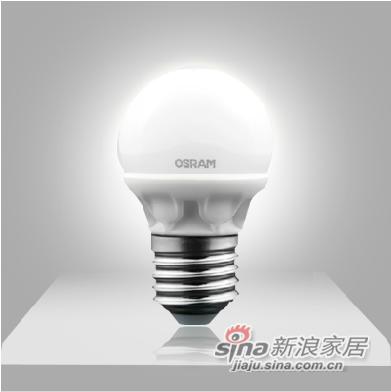 LED灯泡3W欧司朗LED大螺口球泡灯