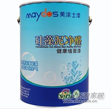 美涂士硅藻泥净醛健康墙面漆-1