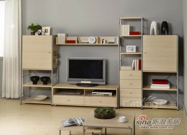 猫王家具组合电视柜-1