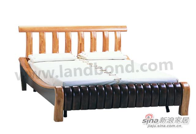 家家具K2136DJ(1.8M)双人床-A