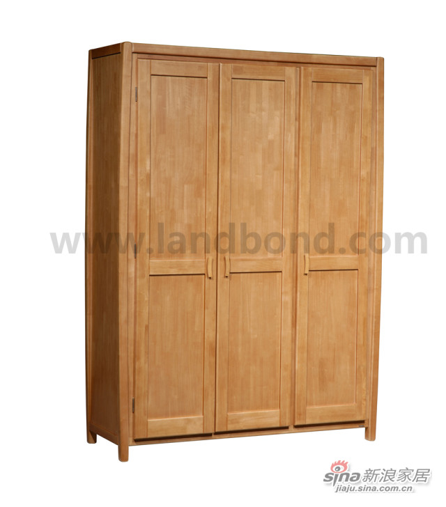 依洛歌J2551JB-2三门衣柜