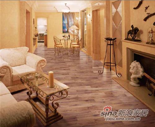安信泰古系列强化地板