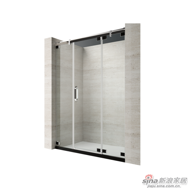 恒洁卫浴淋浴房HLG03Y31-0