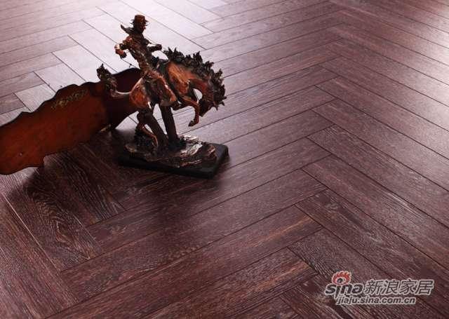 富得利强化地板自由R615-0